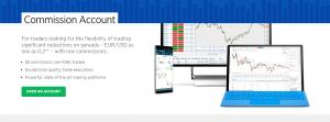 Forex.com Commission Account